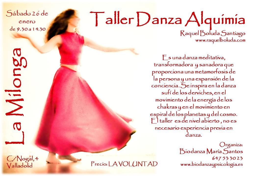 Danza Alquimia en Valladolid