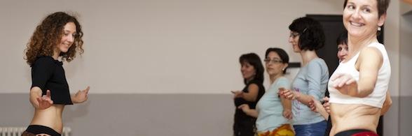 Cursos de danza en L'Estació Magoria